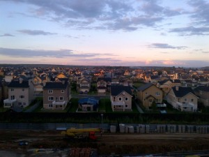 Доступное жилье уходит из столицы за МКАД