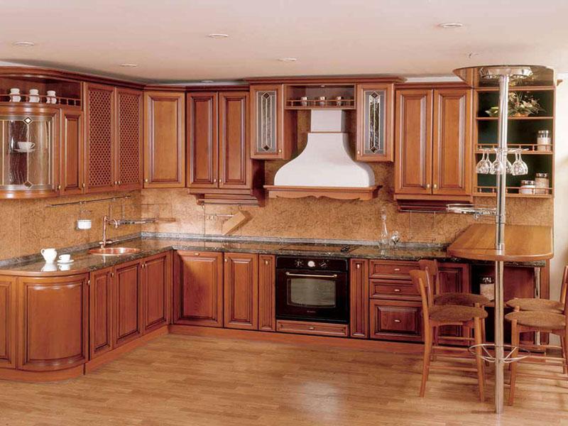 Идеальный кухонный гарнитур