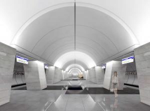 На станции метро «Петровско-Разумовская» провели экскурсию для студентов