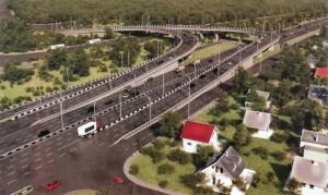 На столичное транспортное строительство ежегодно выделяют десять миллиардов долларов