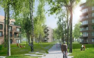 ОПИН заключила договор с «Ант Япы» о строительстве ЖК «Парк Рублево»