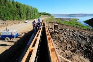 Особенности берегового строительства