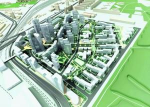 Проекты реорганизации промзоны в Бирюлево