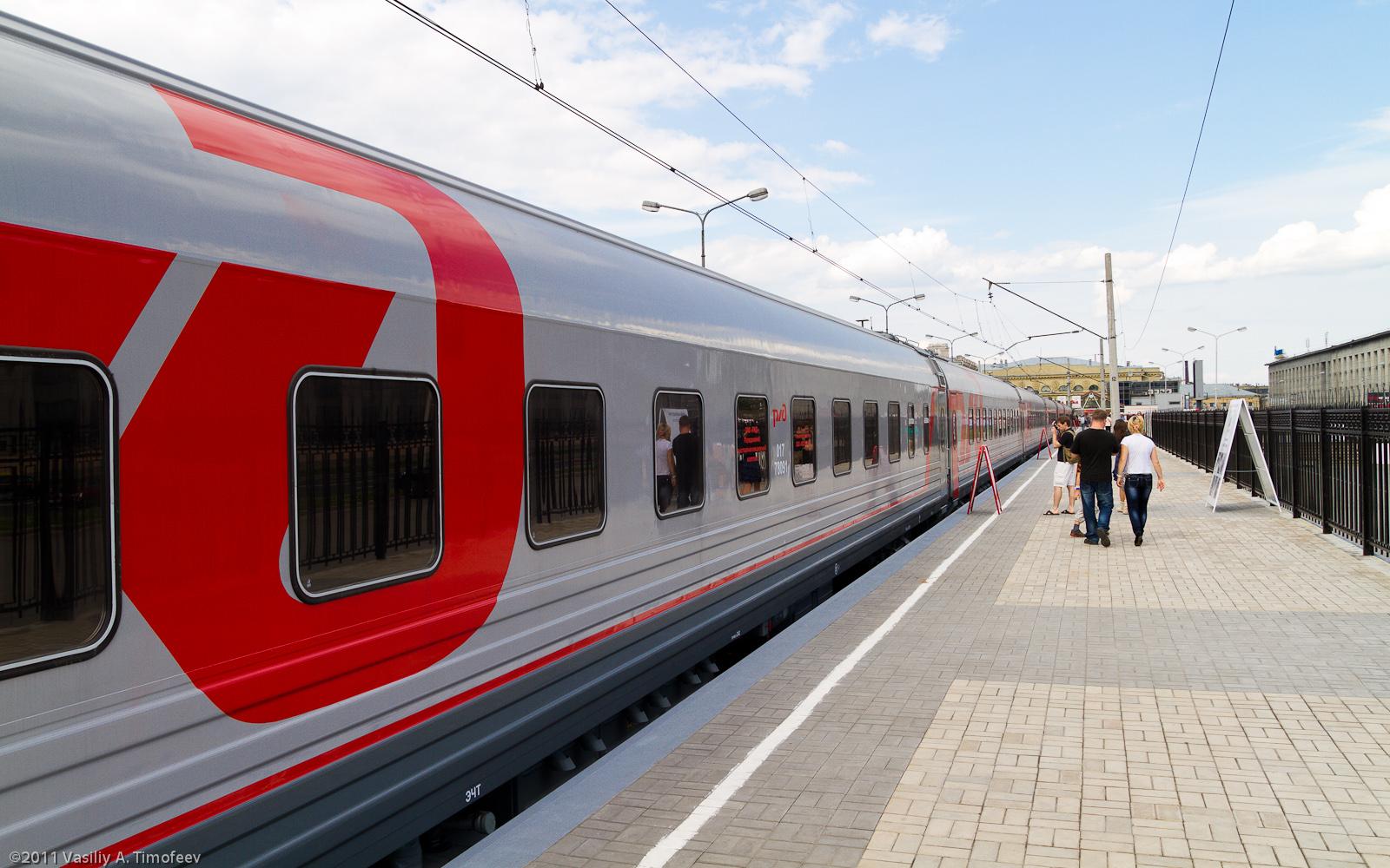 РЖД договорились о вложении более 262 млрд. в развитие вокзалов и ТПУ