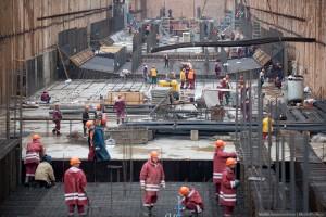 Эстакаду и 3 съезда могут построить на пересечении Волоколамки и МКАД