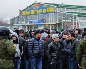 """У рынка """"Садовод"""" будет ТЦ"""