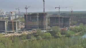 В Центральном округе сдано более 750 тысяч «квадратов» недвижимости
