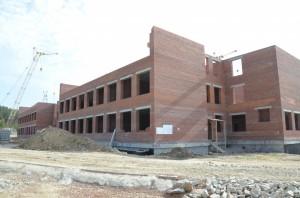 В Северном административном округе завершается строительство школы