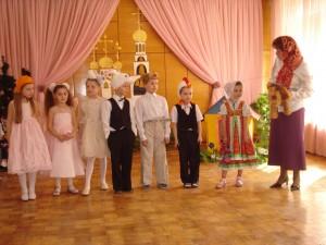 Вместе с многоквартирным домом в эксплуатацию введут детсад «Дюймовочка»