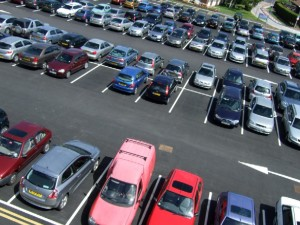 Вместо рынков появятся парковки