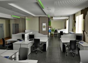 За три квартала этого года построили больше офисов, нежели в 2012-ом