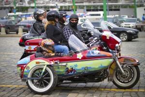 Застройщики обратили внимание на увеличение числа мотоциклистов