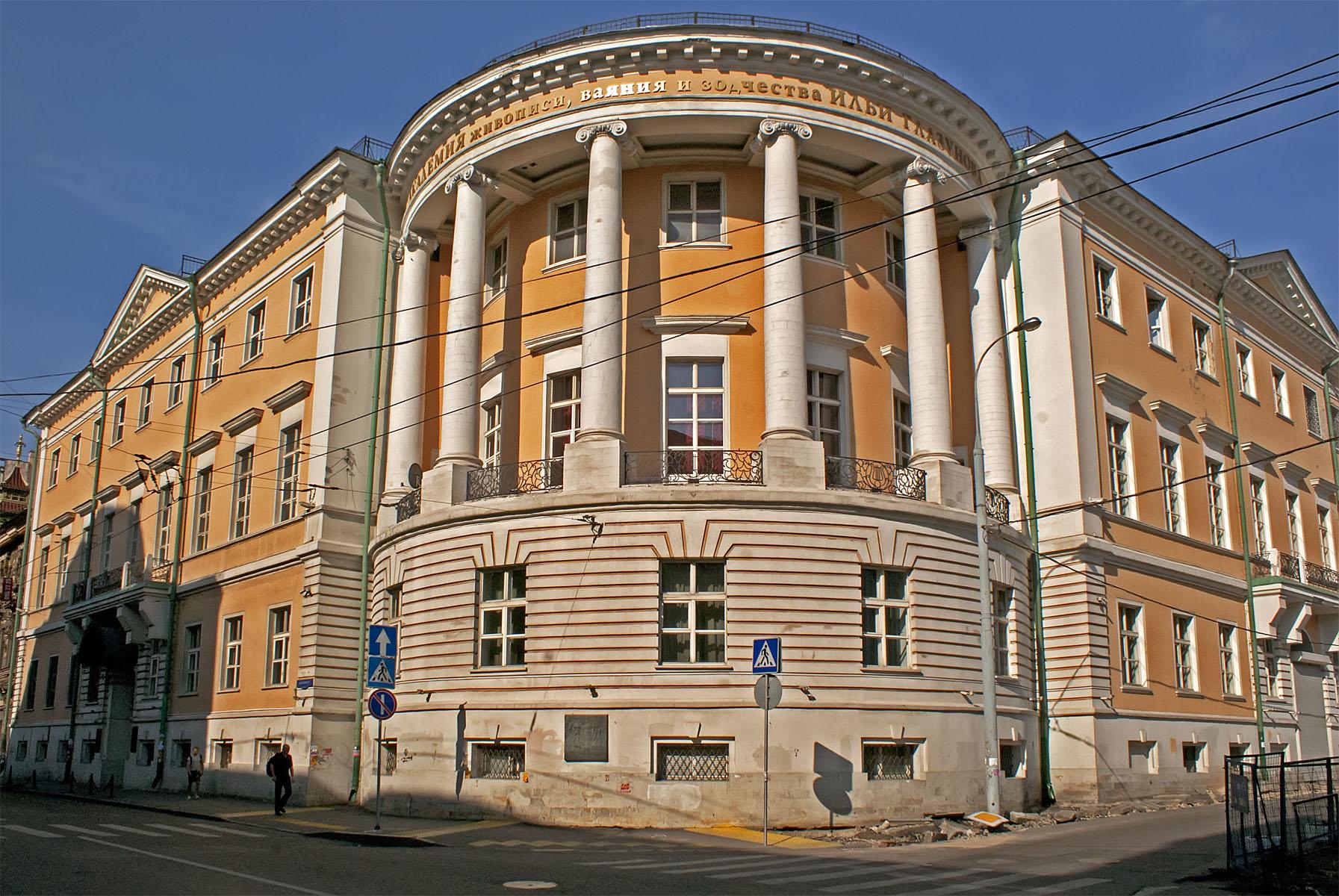 Комплекс Академии Глазунова станет трехэтажным
