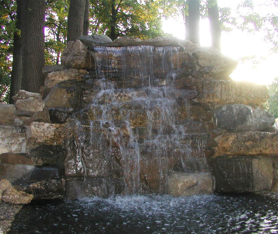 Насосы для фонтана и водопада