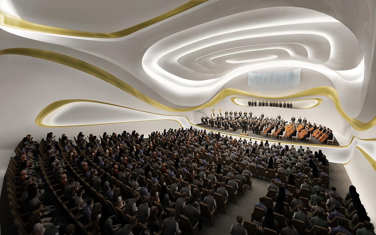 В Северном построят Олимпийский центр пятиборья