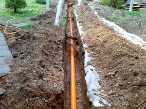 Какой уклон наружной канализации