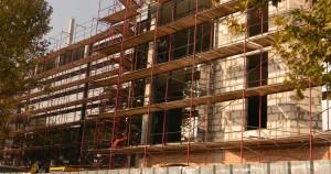 Дирс строительные леса - фото
