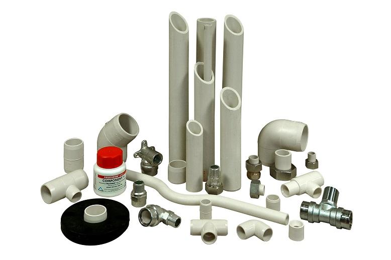 Пластиковые трубопроводы