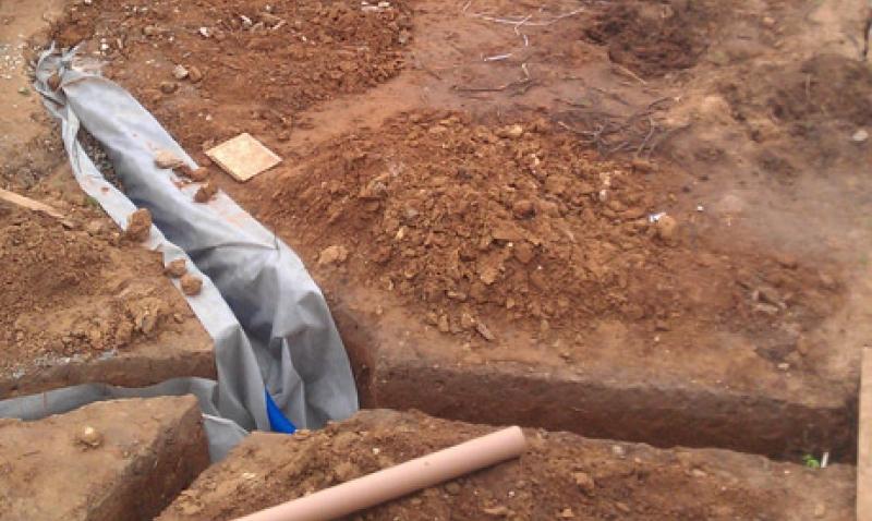 Проектирование водоотвода и дренажной системы в доме