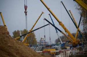 Старт строительства участка метро от Москвы до Железнодорожного запланирован в этом году