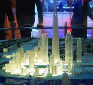Проект Москва-Сити фото
