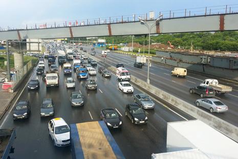 Открытие дороги от улицы Фестивальная до Бусиновской развязки произойдет в конце года