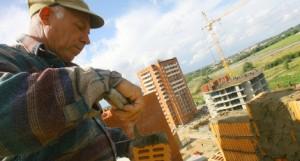 строительство жилья в первом квартале