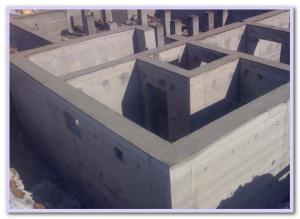 ленточный фундамент для погреба и подвала