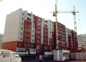 За первый квартал нынешнего года в столице построено зданий на 28% больше, чем в прошлом году