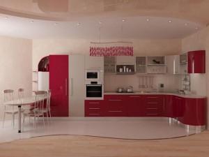покрытие пока кухни