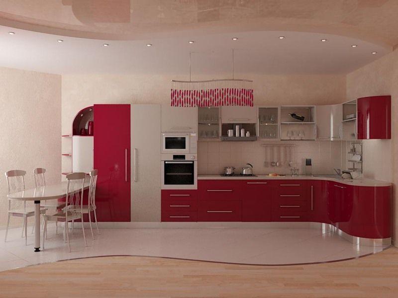 Как выбрать напольное покрытие для кухни?