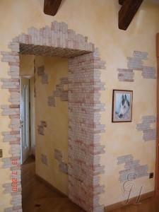 отделка внутренних стен фото