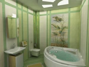 ремонтируем ванную комнату