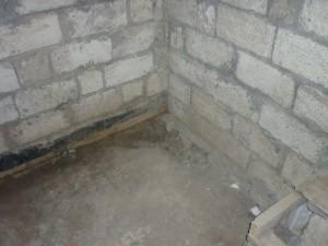 строительство полов в бане