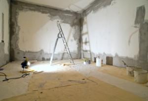 последовательность проведения работ при капитальном ремонте помещений