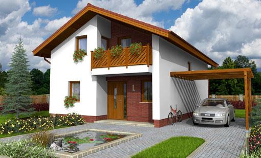 Заказ проекта загородного дома