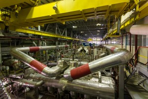 геотермические сооружения в промышленности