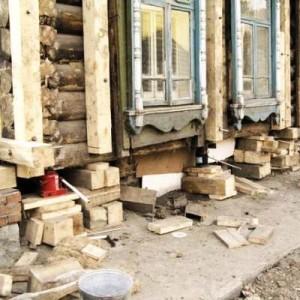 ремонтируем фундамент сами