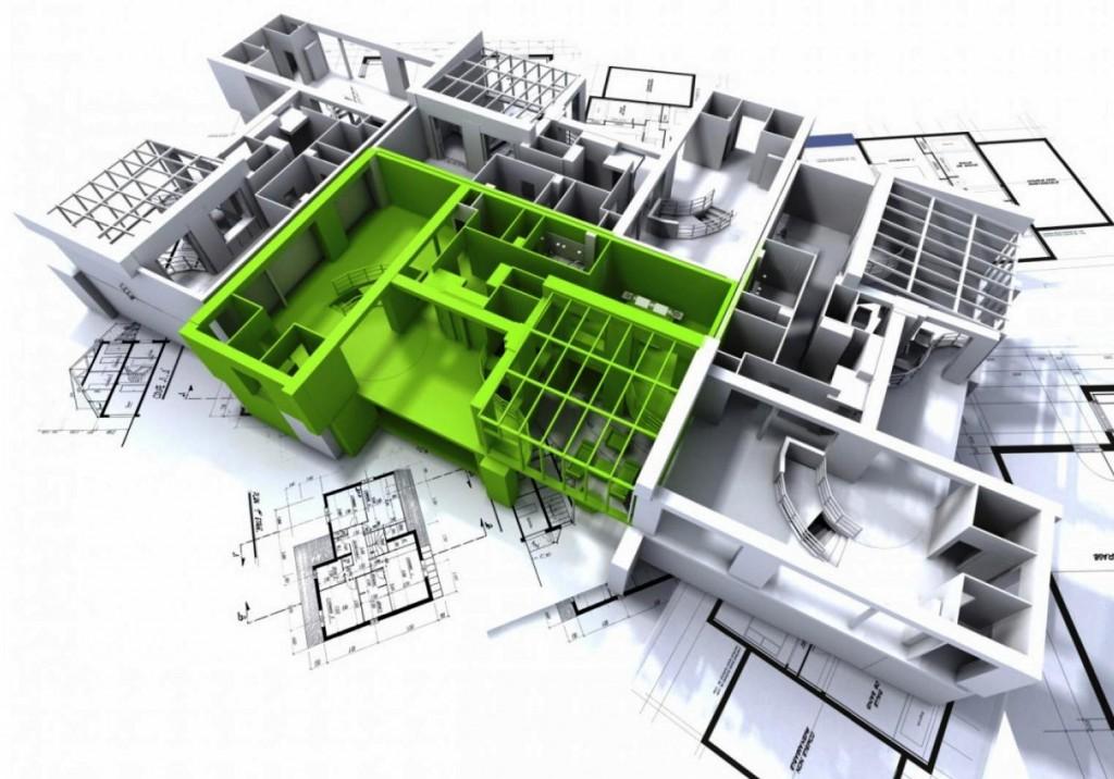 проект строительства дома