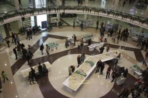 Выставка архитекторам столицы