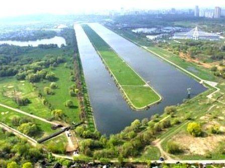 Реконструкция Гребного канала в Москве обойдется в 3,2 млрд. рублей