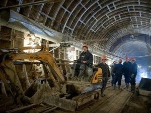 Новое строительство в Московском Метрополитене