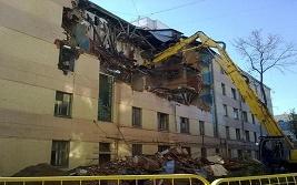 В 2014 году в Москве снесут 147 ветхих пятиэтажек