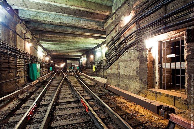 К концу июля планируется открыть станцию метро «Спартак»
