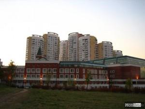 Новая олимпийская деревня