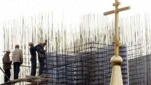 Строительство храмов – уплотнительная застройка
