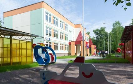 Построен новый детский сад в Северном Измайлово