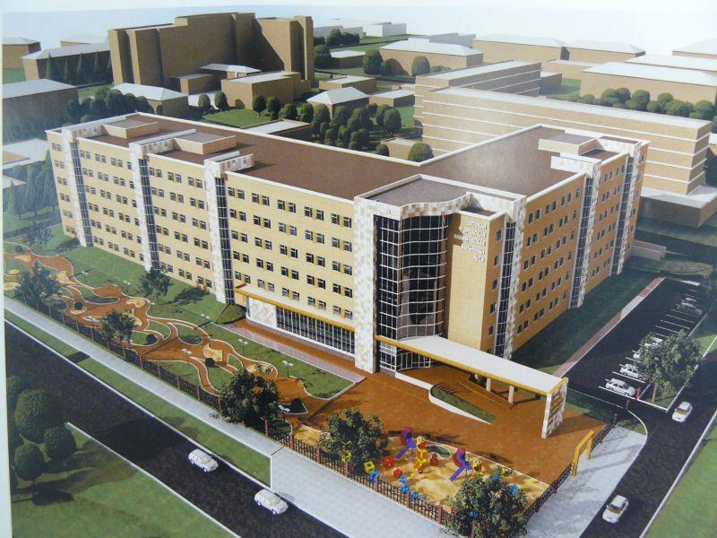 В Москве скоро начнется строительство детской поликлиники