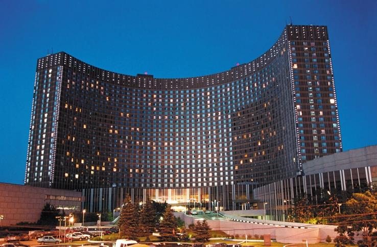 В Москве построят гостиничный комплекс с паркингом