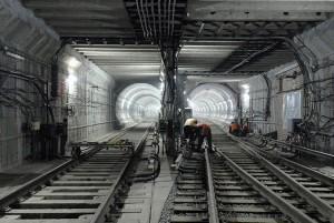 Строительство «китайской» линии метро начнется в Москве в 2015 году